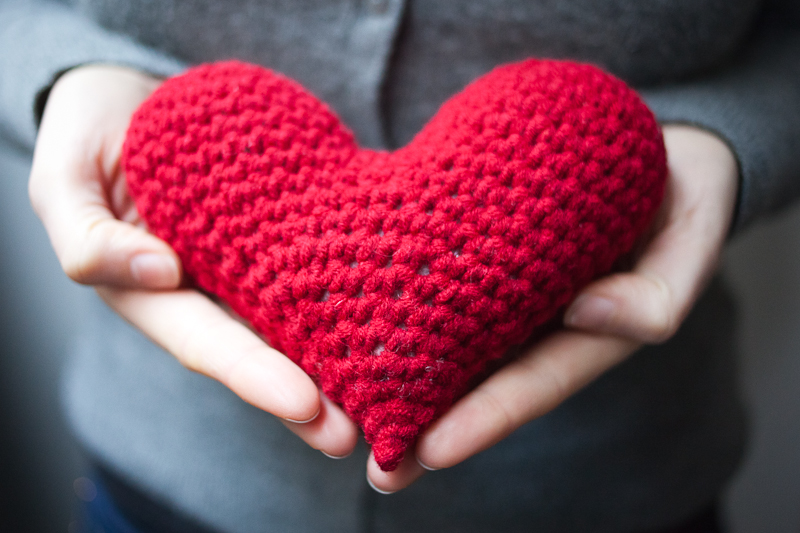 heart crochet