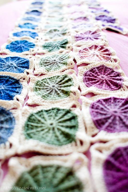 sunny spread blanket