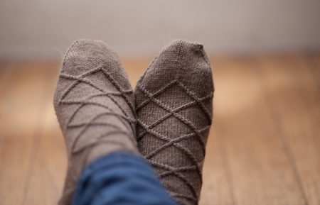 business casual socks