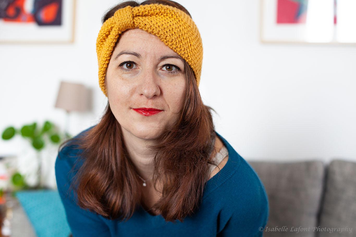 Risoul Headband par Izzie knits-4